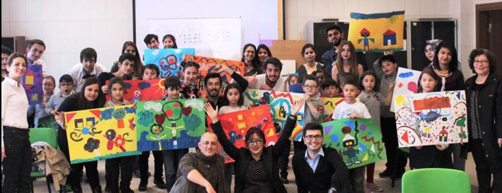 afyon kocatepe üniversitesinde sanat etkinliği